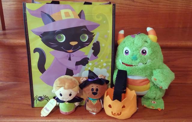 Hallmark Halloween - Plush toys, bags