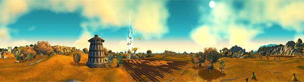 Западный Край - Панорамные скриншоты