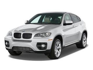 2011 BMW X6 M Sport Utility