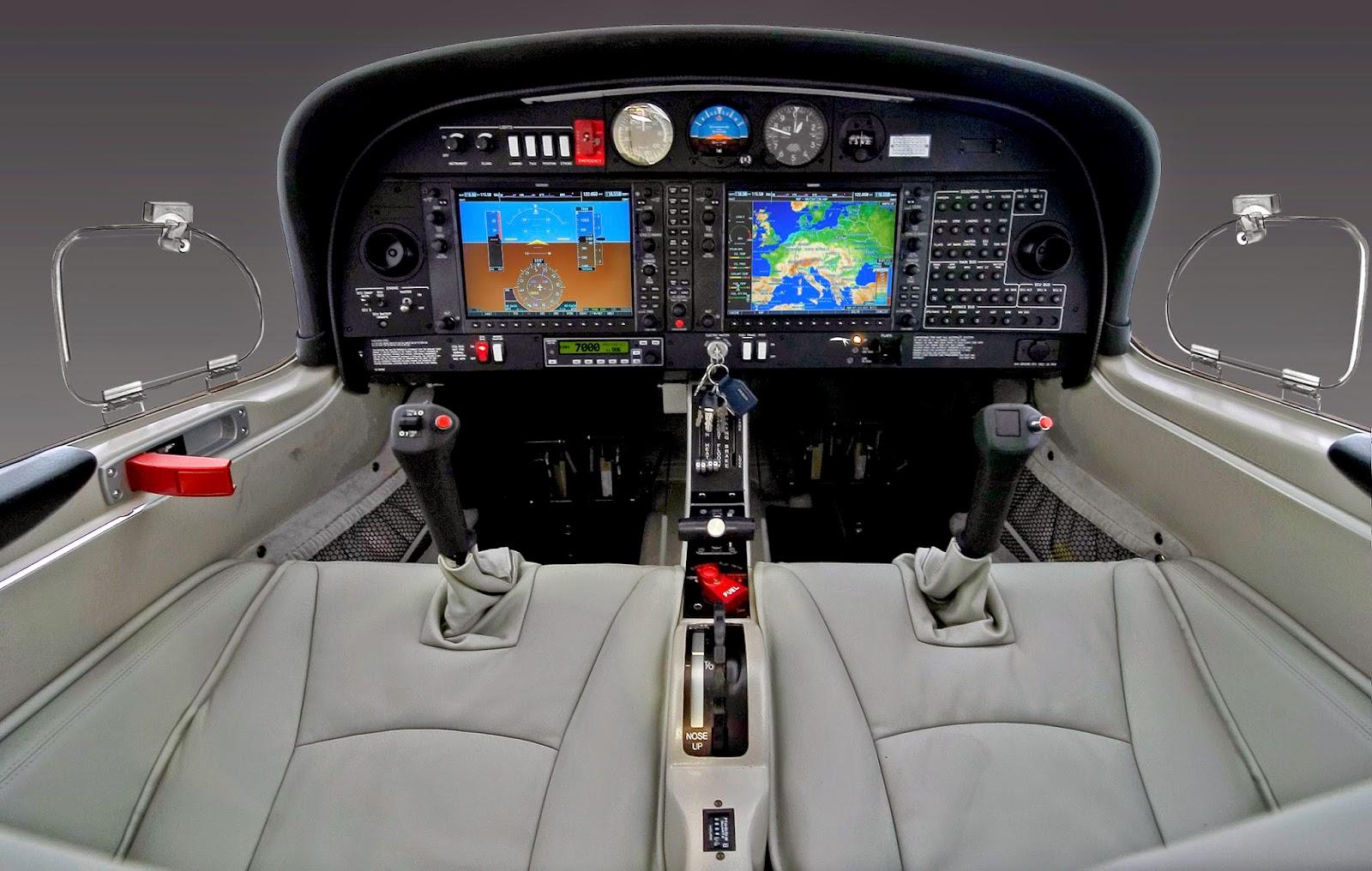 Подарок управление самолетом тренажер 93