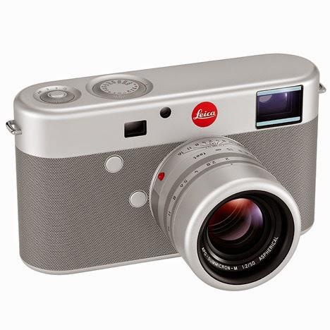 (RED) Leica M Camera