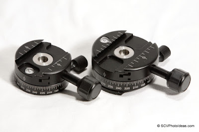 Benro PC-0 & PC-1 Panorama Clamps