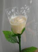 Sekuntum Coklat Bunga Ros