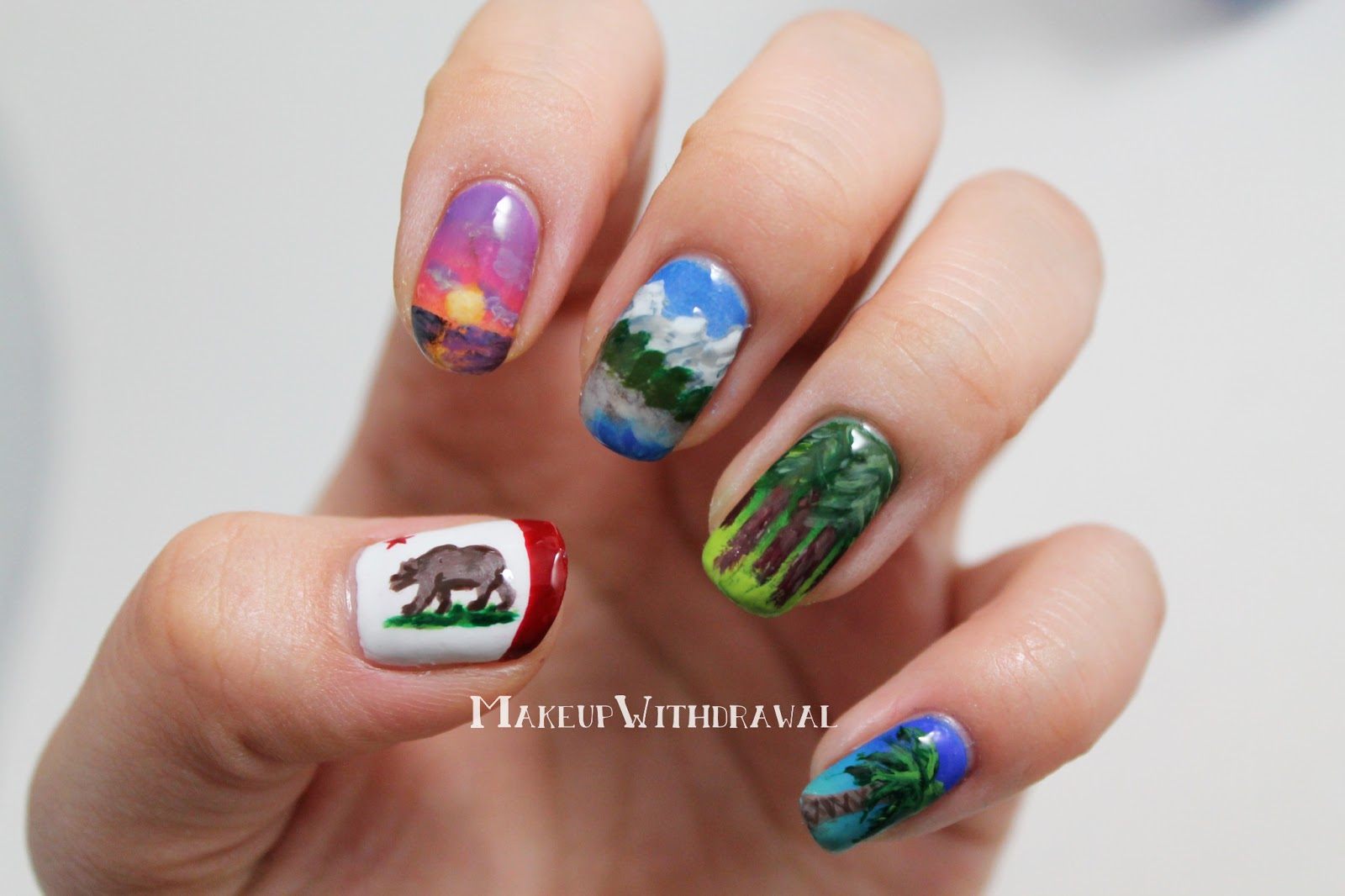 California nails makeup withdrawal i havent really posted a lot in the past few days ive been rather crazy busy with the kitten long story i promise to post about it soon prinsesfo Choice Image