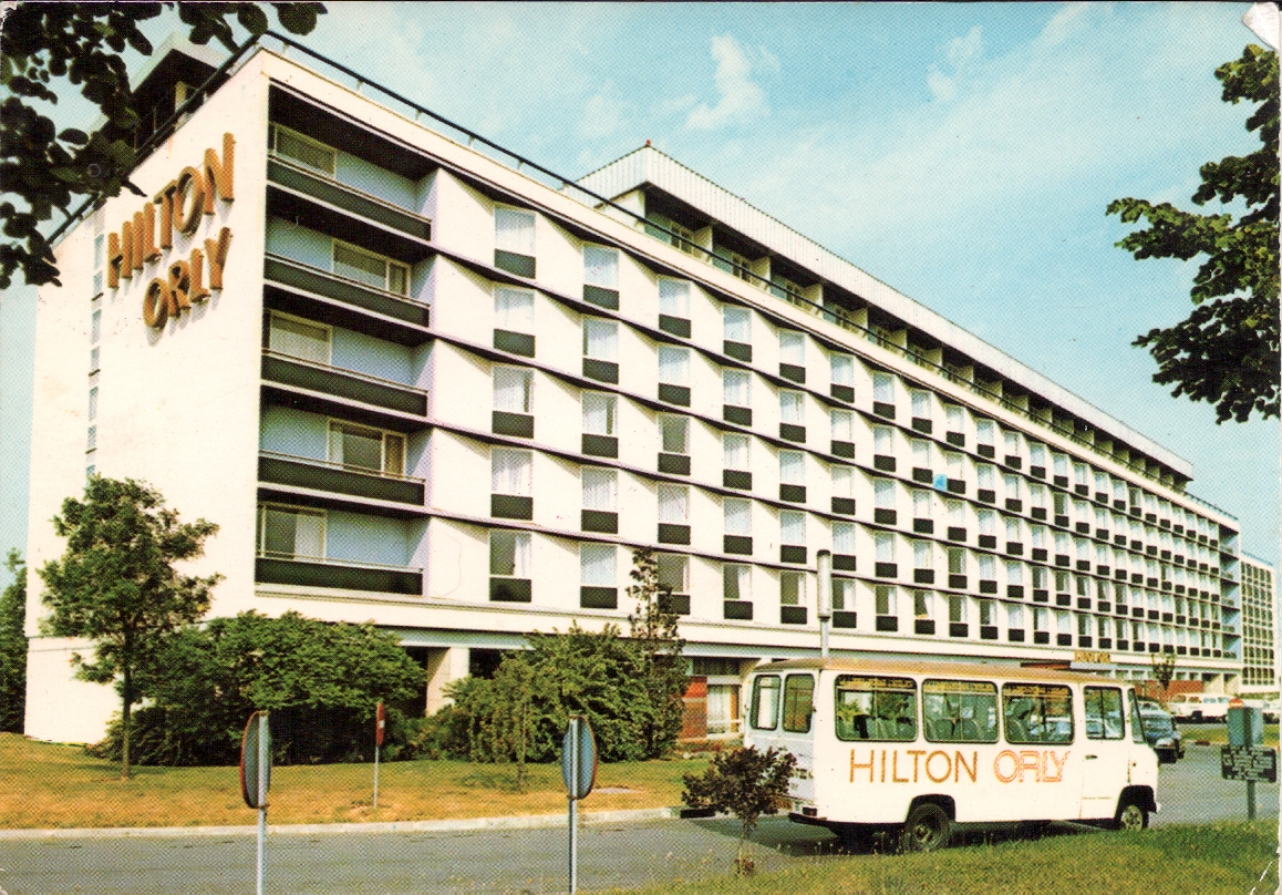 Hilton Paris Orly Airport Hotel Email