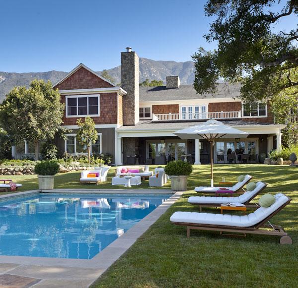 Tg interiors santa barbara design house and garden 2012 for Santa barbara style house plans