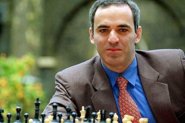 Garry-Kasparov-ajedrez