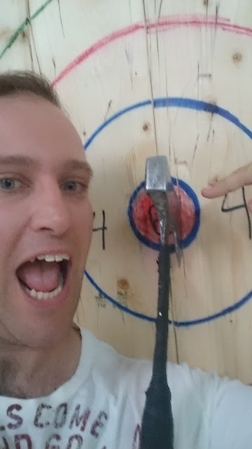 Toronto Axe Throwing