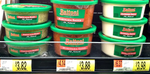 Buitoni Sauces at Walmart #Valentines4All #shop #cbias