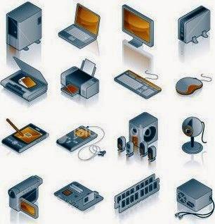 Peralatan Jaringan Pada Komputer