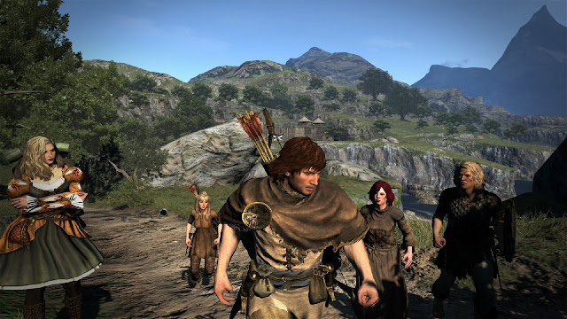 gameplay Dragon's Dogma : Dark Arisen