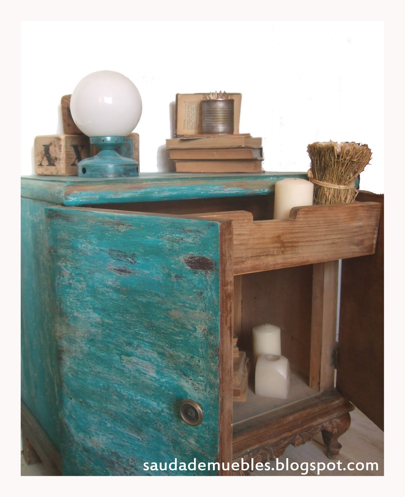 Saudade mayo 2011 - Muebles de madera sin tratar ...