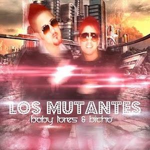 Baby Lores Y El Bicho -Los Mutantes(CD2011)