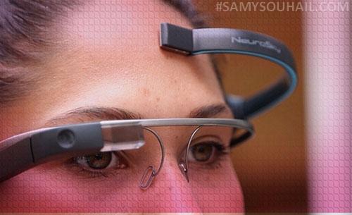 بالفيديو: تطبيق ذكي يتيح لك قراءة أفكارك على نظارة جوجل