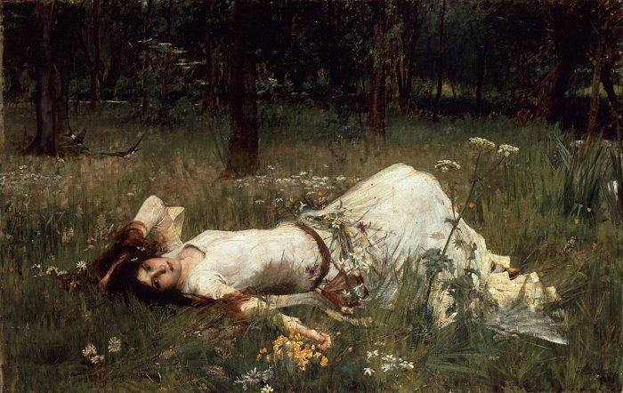 Hereu0027s John William Waterhouse (1) 30 votes & Gurney Journey: Which is your favorite Ophelia? azcodes.com