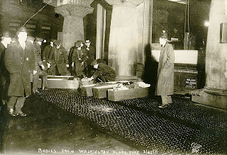 Triangle Shirtwaist Coffins