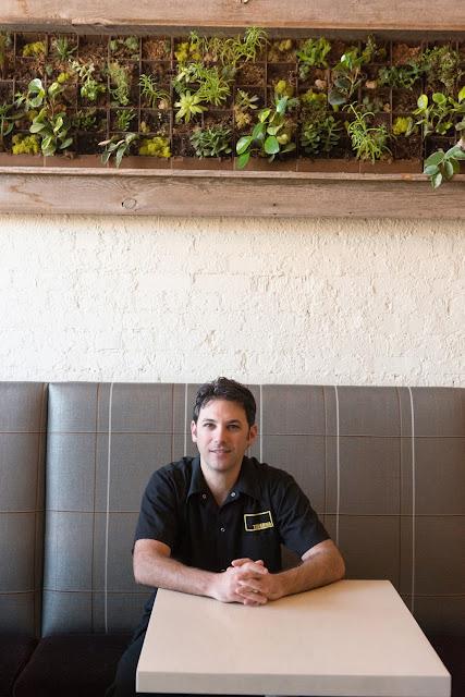 Chef Sam Efron