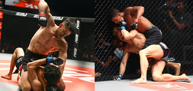 ONE FC 25 Age of Champions peter davis adriano