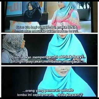 program fiqh wanita , tv3