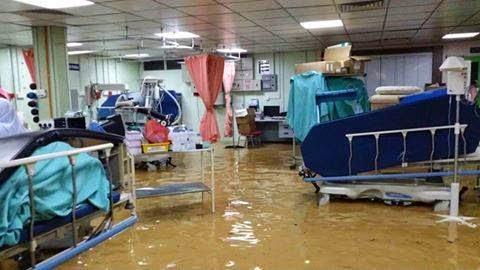 Lokasi: Hospital Raja perempuan Zainab II