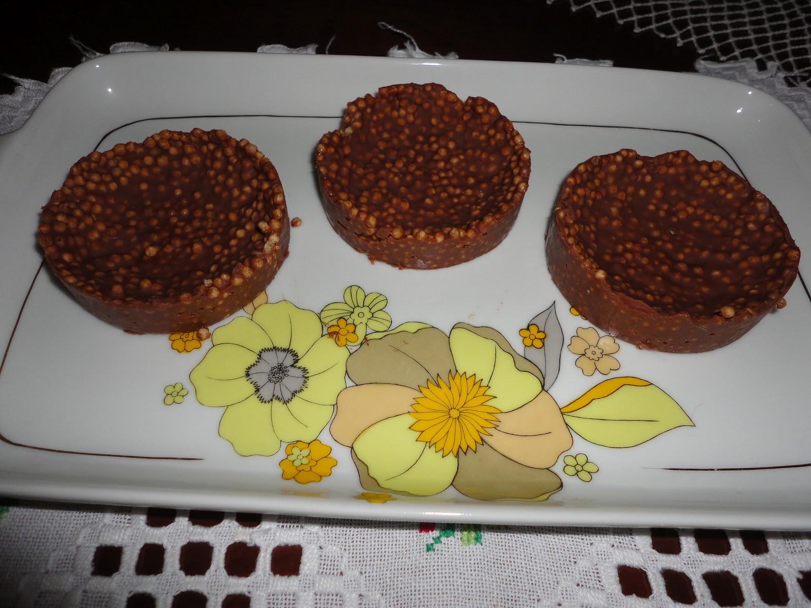 Conhecido Diário de Dois Chefes de Cozinha: CASQUINHA DE CHOCOLATE COM  GP02