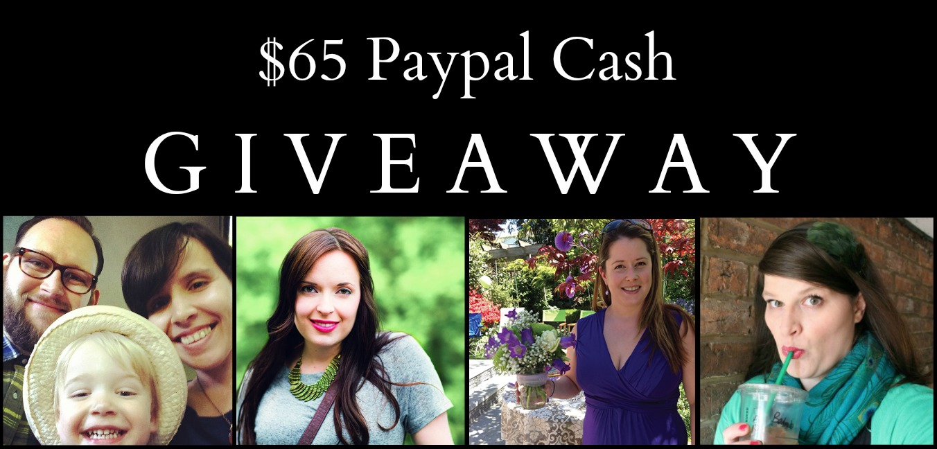 Paypal Cash Giveaway, Blog giveaways, Treats and Travels, found love now what