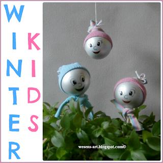 WinterKids wesens-art.blogspot.com