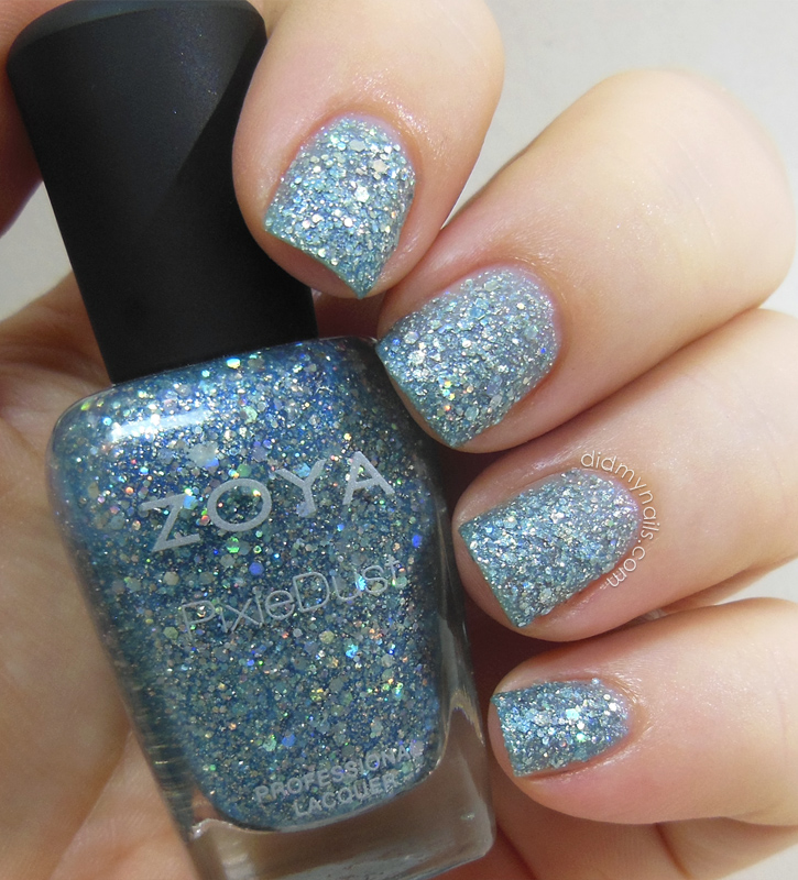 Magical Pixie Dust Zoya Vega swatch