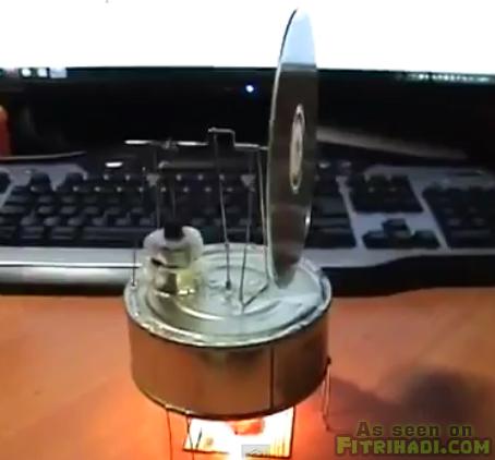 gambar enjin stirling buatan sendiri