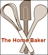 Welcome To The Home Baker