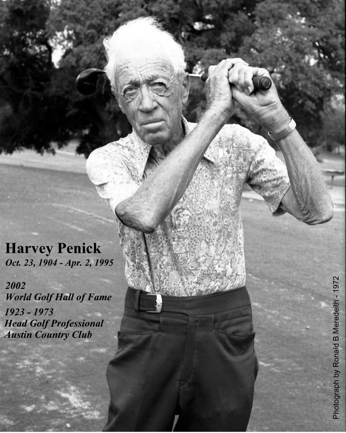 Harvey Penick's Magic Moves of Golf - YouTube
