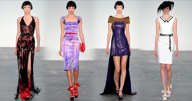 London Fashion Week 15 septiembre