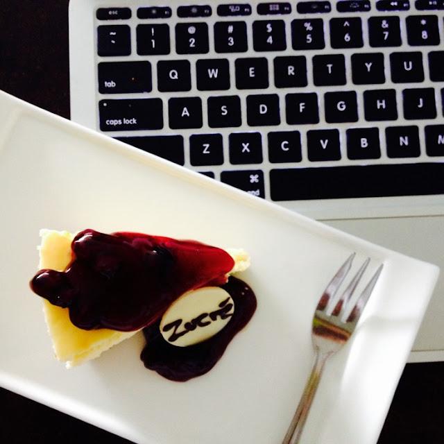Zucre Pastry Shop, 2nd Floor City Times Square, Mandaue City, Best cheesecake in Cebu