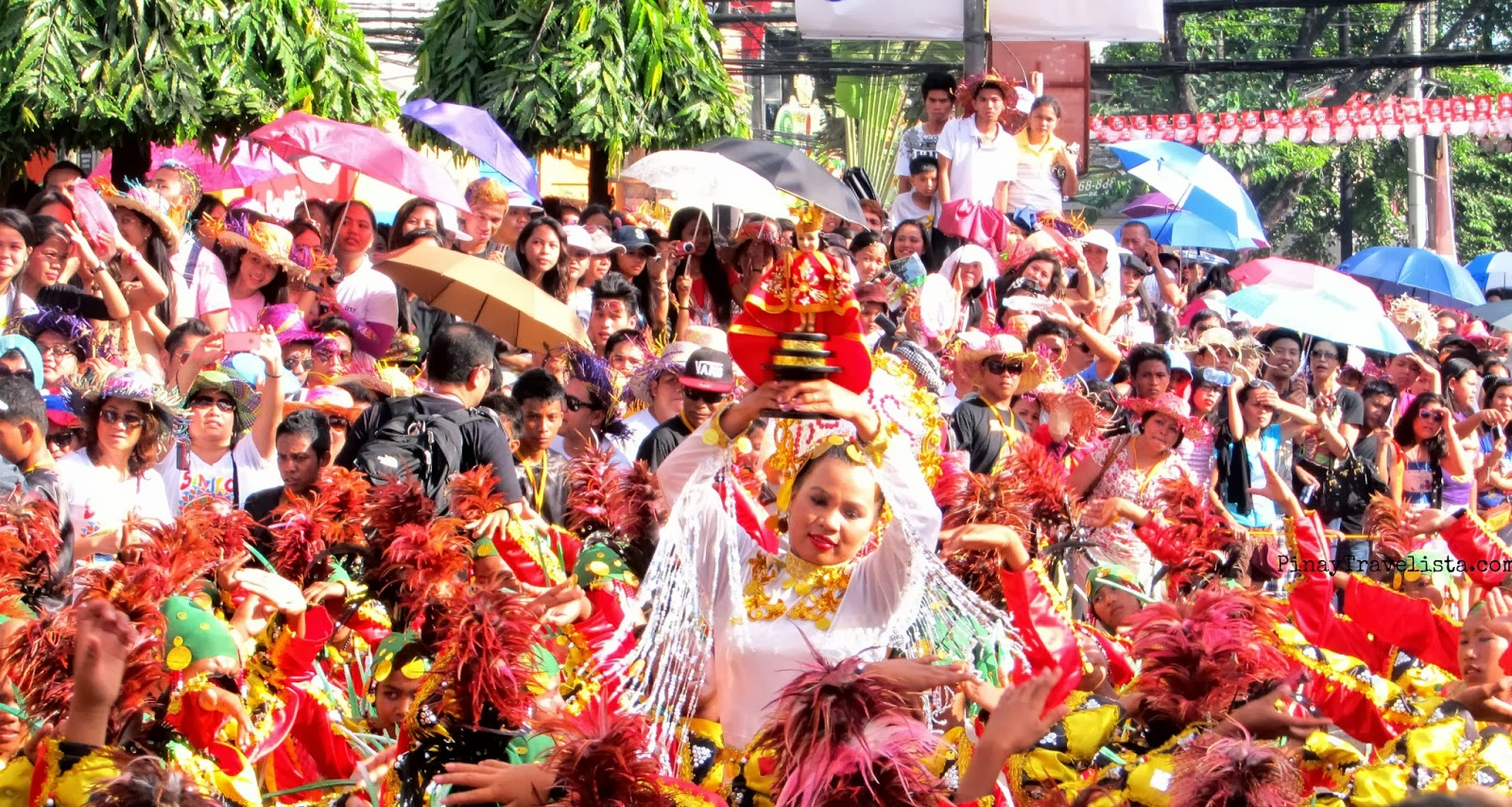 sinulog festival in cebu Actresses bea alonzo and maja salvador were among the celebrity guests that added shine to this year's sinulog-santo niño festival in cebu city.