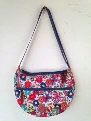 satchel wild flower S
