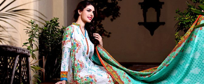 Thredz Spring Summer Lawn Collection 2015-2016