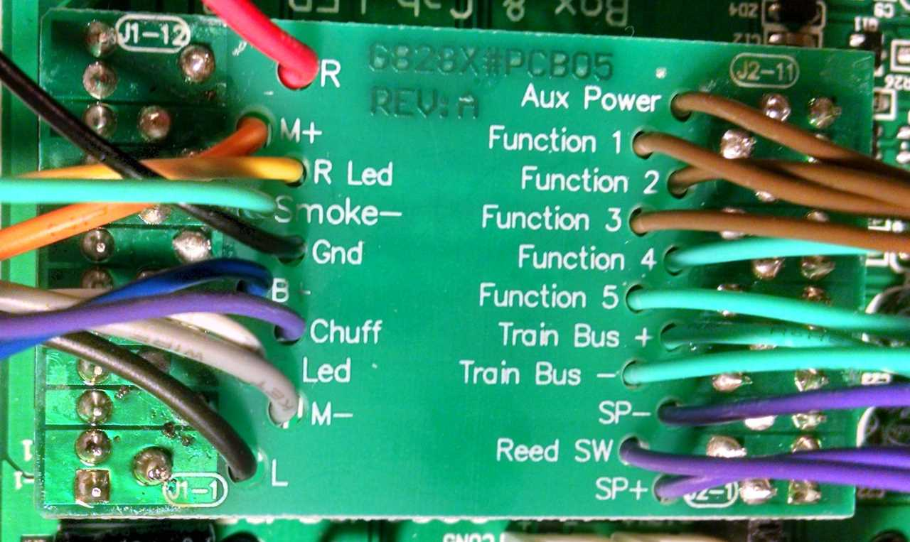 Notes On Bachmann Forney Conversion Rcs Phoenix Battery The Wiring Diagram Unfortunately Manual Does Not Really Identify Pinout Where Each Pin Goes And Or For What Reason So I Called Folks At
