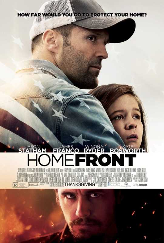Homefront 2013 720p Esub BluRay  Dual Audio English Hindi GOPISAHI