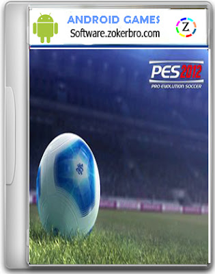 PES 2012 Apk Galaxy Y GT-S5360 Full Version