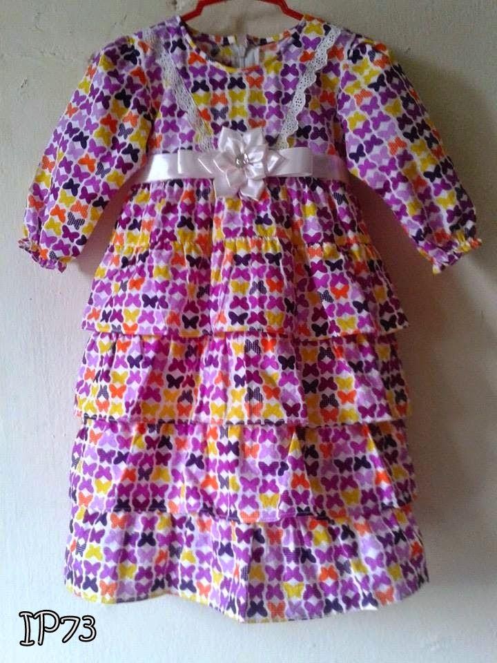 Gaun anak solehah