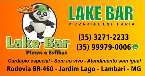 LAKE BAR - PIZZARIA E ESFIHARIA