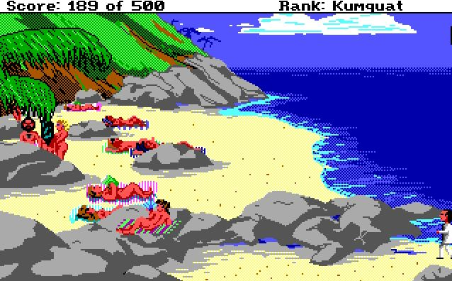 ... time of King's Quest IV. Future games are going to have to offer more.