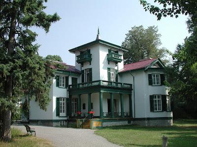 Bellevue House, Museum, Kingston, Ontario, Tours