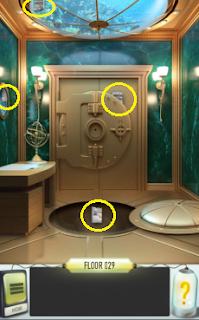 100 Locked Doors 2 soluzione livello 29 level 29