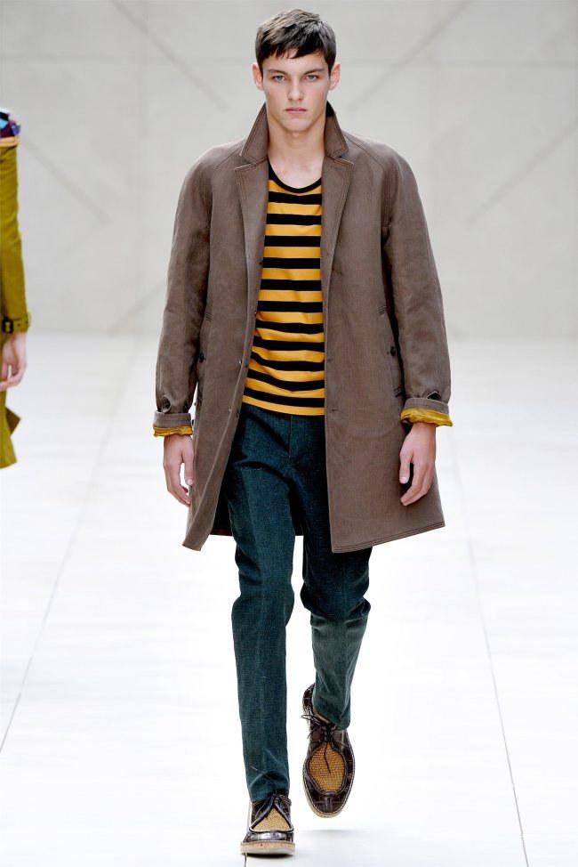 Der Stefashionist: Fashion, Passion & Models: Burberry ...
