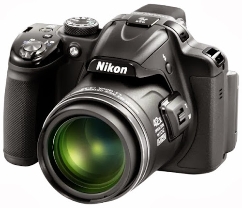 Nikon Coolpix P520. Digitalizer