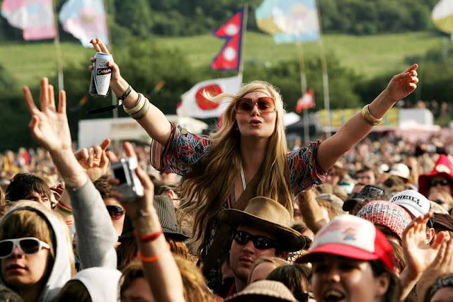 Glastonbury Festival - Μουσικό Φεστιβάλ στην Αγγλία