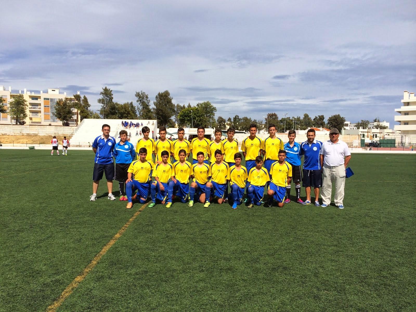 Selección Provincial de Huelva Infantil