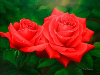 Pinturas de Flores