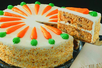 Carrot cheesecake recipe How to make Recipe in english